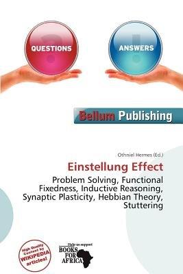 Einstellung Effect (Paperback): Othniel Hermes