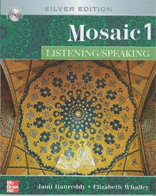 Mosaic Level 1 Listening/Speaking Student Book with Audio; Student Key Code for E-Course Pack (Mixed media product, 5th Revised...