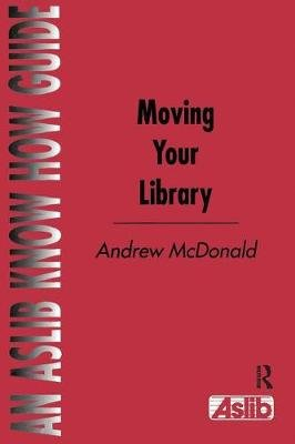 Moving Your Library (Paperback): Andrew McDonald