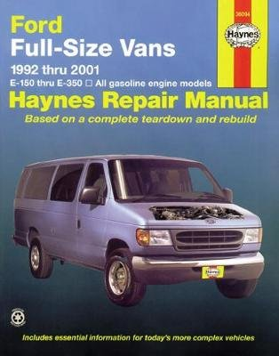 Ford Full Size Vans (92 - 14) - 1992 to 2014 (Paperback): Haynes