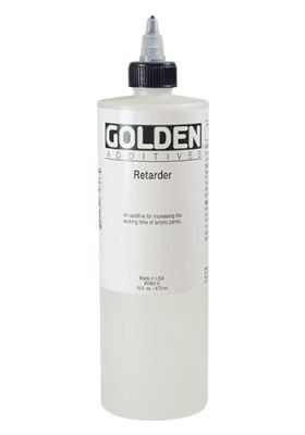 Golden Acrylic Medium - Retarder (119ml):