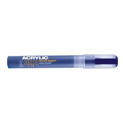 Montana Acrylic Marker - Shock Blue Dark (2mm):