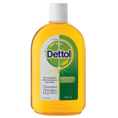 Dettol Antiseptic Liquid (500ml):
