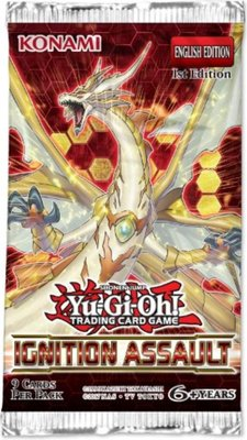 Yu-Gi-Oh! Trading Card Game - Ignition Assault Booster: