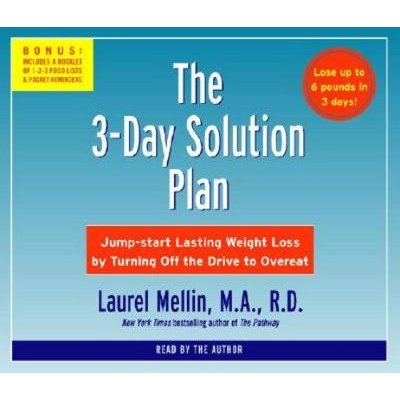 The 3 Day Solution Plan Jumpstart Lasting Weight Loss By Turning