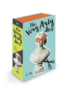 The Very Arty Box (Hardcover):