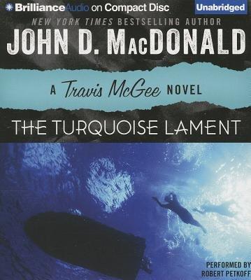 The Turquoise Lament (Standard format, CD): John D. MacDonald