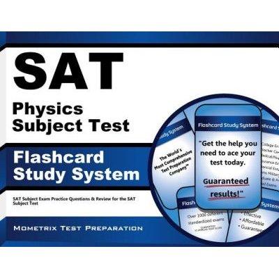 SAT Physics Subject Test Flashcard Study System - SAT Subject Exam