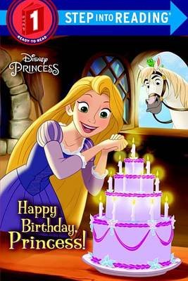 Happy Birthday, Princess! (Disney Princess) (Hardcover): Jennifer Liberts