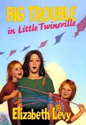 Big Trouble in Little Twinsville (Hardcover, 1st ed): Elizabeth Levy
