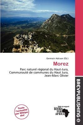 Morez (French, Paperback): Germain Adriaan