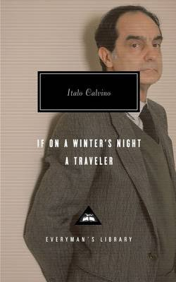 If On A Winter's Night A Traveller (Hardcover, Reissued New Ed): Italo Calvino