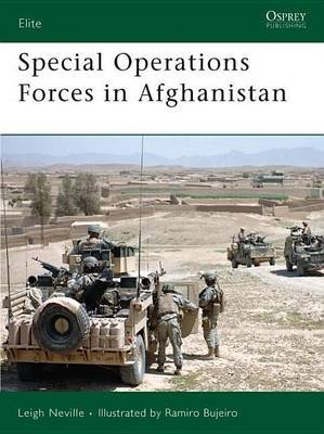 Special Operations Forces in Afghanistan (Electronic book text): Leigh Neville