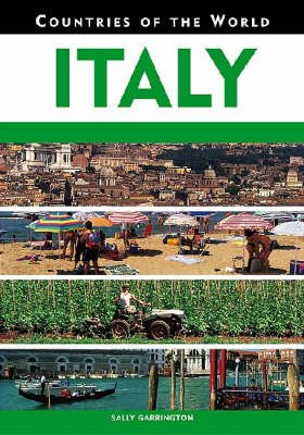Italy (Hardcover): Sally Garrington