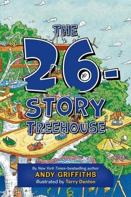 The 26-Story Treehouse (Electronic book text): Andy Griffiths