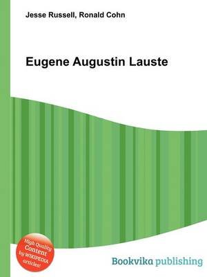 Eugene Augustin Lauste (Paperback): Jesse Russell, Ronald Cohn