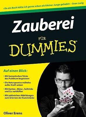 Zauberei Fur Dummies (German, English, Paperback): Oliver Erens