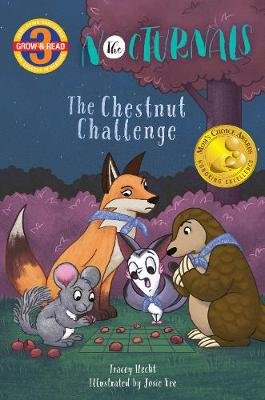 The Chestnut Challenge - The Nocturnals (Hardcover): Tracey Hecht