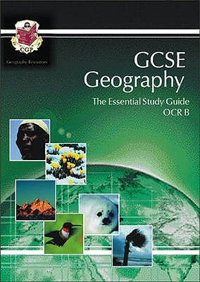 GCSE Geography OCR B - Essential Study Guide (Paperback): Richard Parsons