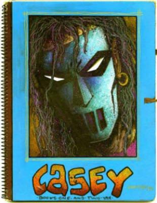 Teenage Mutant Ninja Turtles, Book 1 - The Kevin Eastman Notebook Series (Hardcover): Kevin B. Eastman