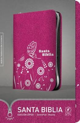 Santa Biblia Ntv, Edicion Ziper (Spanish, Leather / fine binding): Tyndale