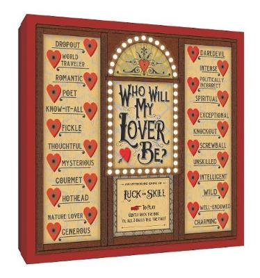 Who Will My Lover be? (General merchandise): Heather Ramsay