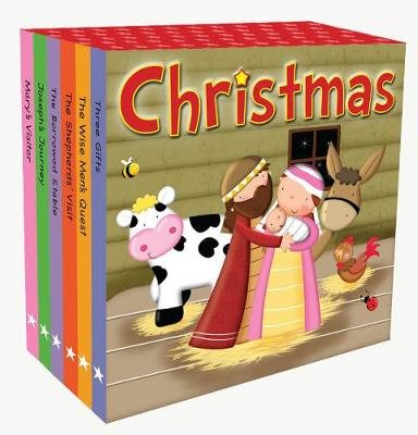 Christmas (Board book, New edition): Karen Williamson