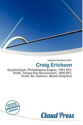 Craig Erickson (Paperback): L. Egaire Humphrey