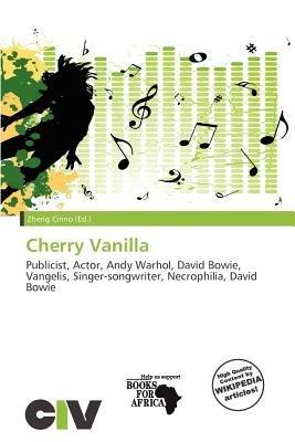 Cherry Vanilla (Paperback): Zheng Cirino