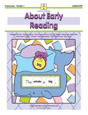 About Early Reading - Early Reading Skills Practice Fun (Paperback): Marilynn G Barr