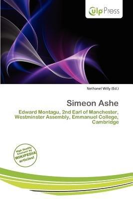 Simeon Ashe (Paperback): Nethanel Willy