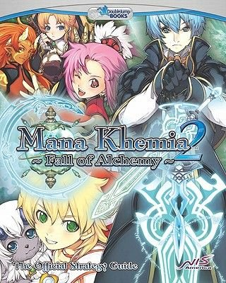 Mana Khemia 2 - The Official Strategy Guide (Paperback): Doublejump Books
