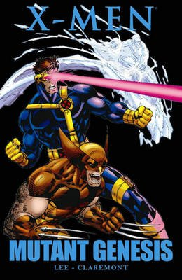 X-men: Mutant Genesis (Hardcover): John Byrne