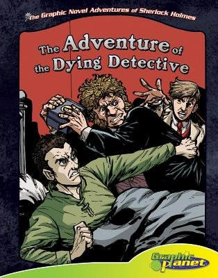 The Adventures of the Dying Detective (Hardcover): Vincent Goodwin