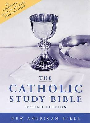 Catholic Study Bible-Nab (Leather / fine binding, 2nd): Donald Senior, John J. Collins