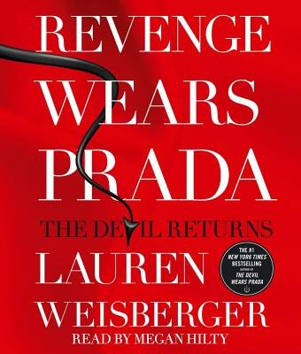 Revenge Wears Prada - The Devil Returns (Standard format, CD): Lauren Weisberger