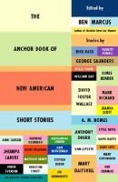 Anchor Bk/New American Stories (Paperback): Marcus Ben
