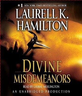 Divine Misdemeanors (Standard format, CD): Laurell K. Hamilton