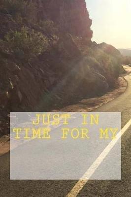 Just in Time for My (Paperback): Karen Aken