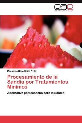 Procesamiento de La Sandia Por Tratamientos Minimos (Spanish, Paperback): Margarita Rosa Rojas Avila