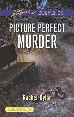 Picture Perfect Murder (Large print, Paperback, large type edition): Rachel Dylan
