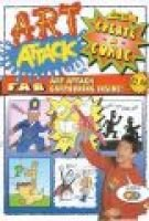 """Art Attack"" Create-a-comic (Paperback):"