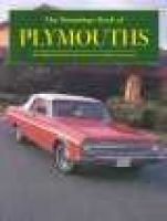 The Hemmings Book of Plymouths (Paperback): Special Interest Autos
