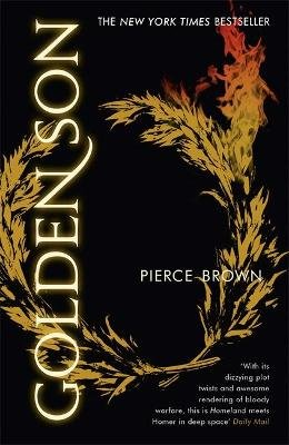 Golden Son - Red Rising Series 2 (Paperback): Pierce Brown