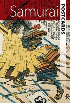 Samurai (Postcard book or pack): Dover Publications Inc., Postcards