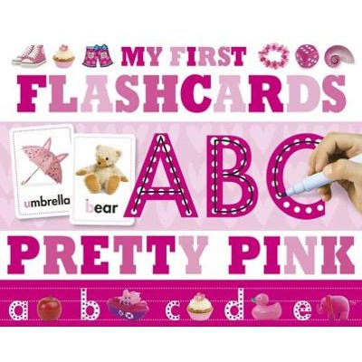 My First Pink ABC Flashcards (Hardcover): Thomas Nelson