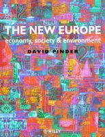 The New Europe - Economy, Society and Environment (Paperback, Revised): David Pinder