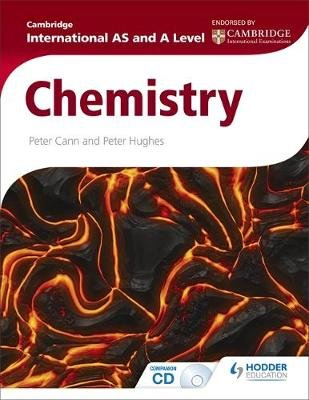 Cambridge International AS and A Level Chemistry (Paperback): Peter Cann, Peter J. E. Hughes
