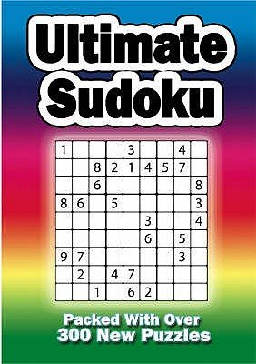Ultimate Sudoku (Spiral bound):