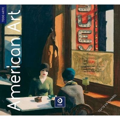 American Art (Spanish, Paperback): Mike O'Mahony